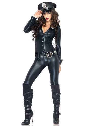 Officer Payne Womens Costume