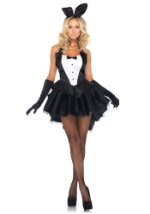 Black Tie and Tails Bunny Costume