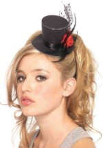 Mini Vintage Top Hat