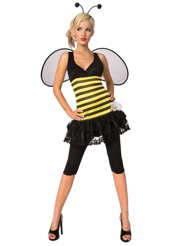 Queen Honey Bee Costume