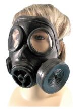Chemical Safety Toy Gas Mask