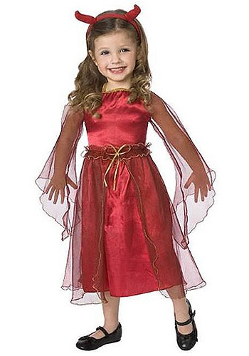 Toddler Devil Costume