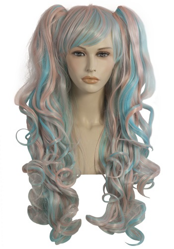 Sweet As Candy Wig