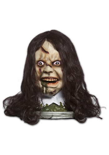 Electronic The Exorcist Head Platter