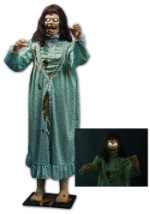 Lifesize Regan Exorcist Statue