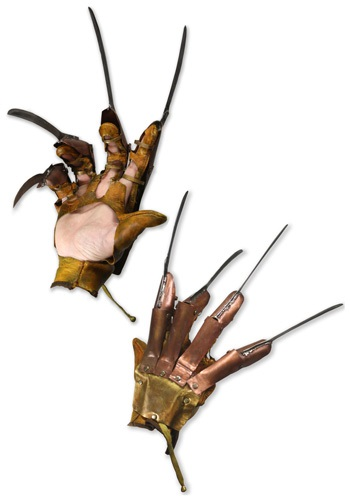 Classic Nightmare on Elm Street Freddy Glove