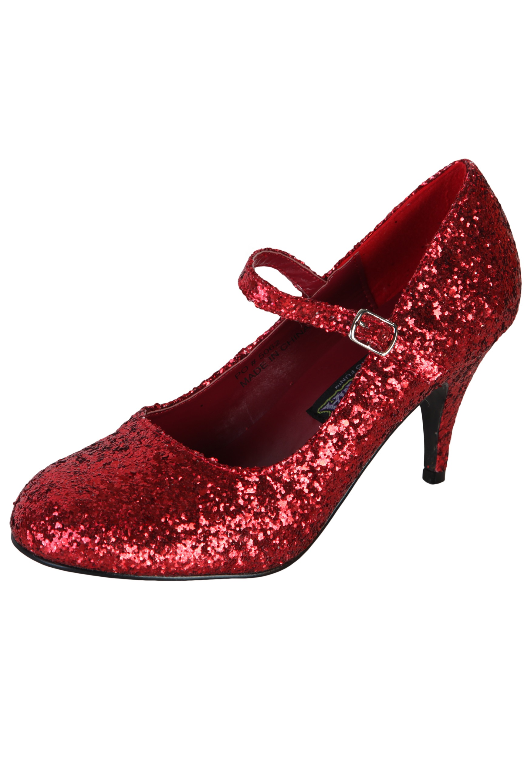 7814e9f5def Sexy Ruby Slippers