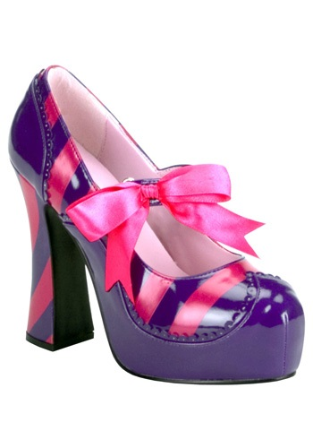 Womens Sexy Cheshire Cat Shoes