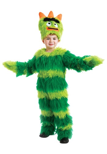 Toddler Deluxe Brobee Costume