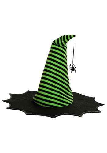 Kids Spiderina Witch Hat