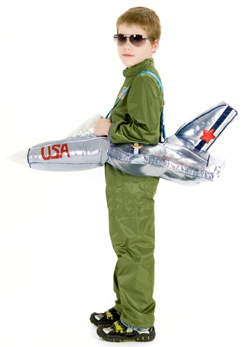 Flying High Airplane Costume