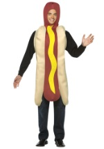 Adult Ballpark Hot Dog Costume