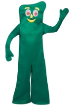 Adult Claymation Gumby Costume
