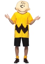 Cartoon Charlie Brown Costume