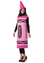 Pink Adult Crayon Costume