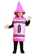 Pink Toddler Crayon Costume