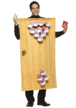 Beer Pong Drinking Costume