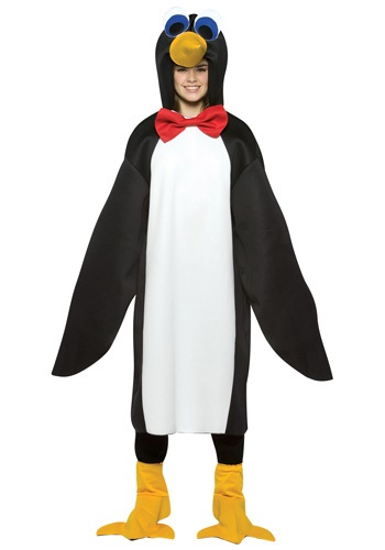 Teenage Penguin Costume