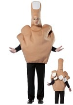 Middle Finger Adult Costume