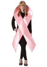 Pink Awareness Ribbon Costume