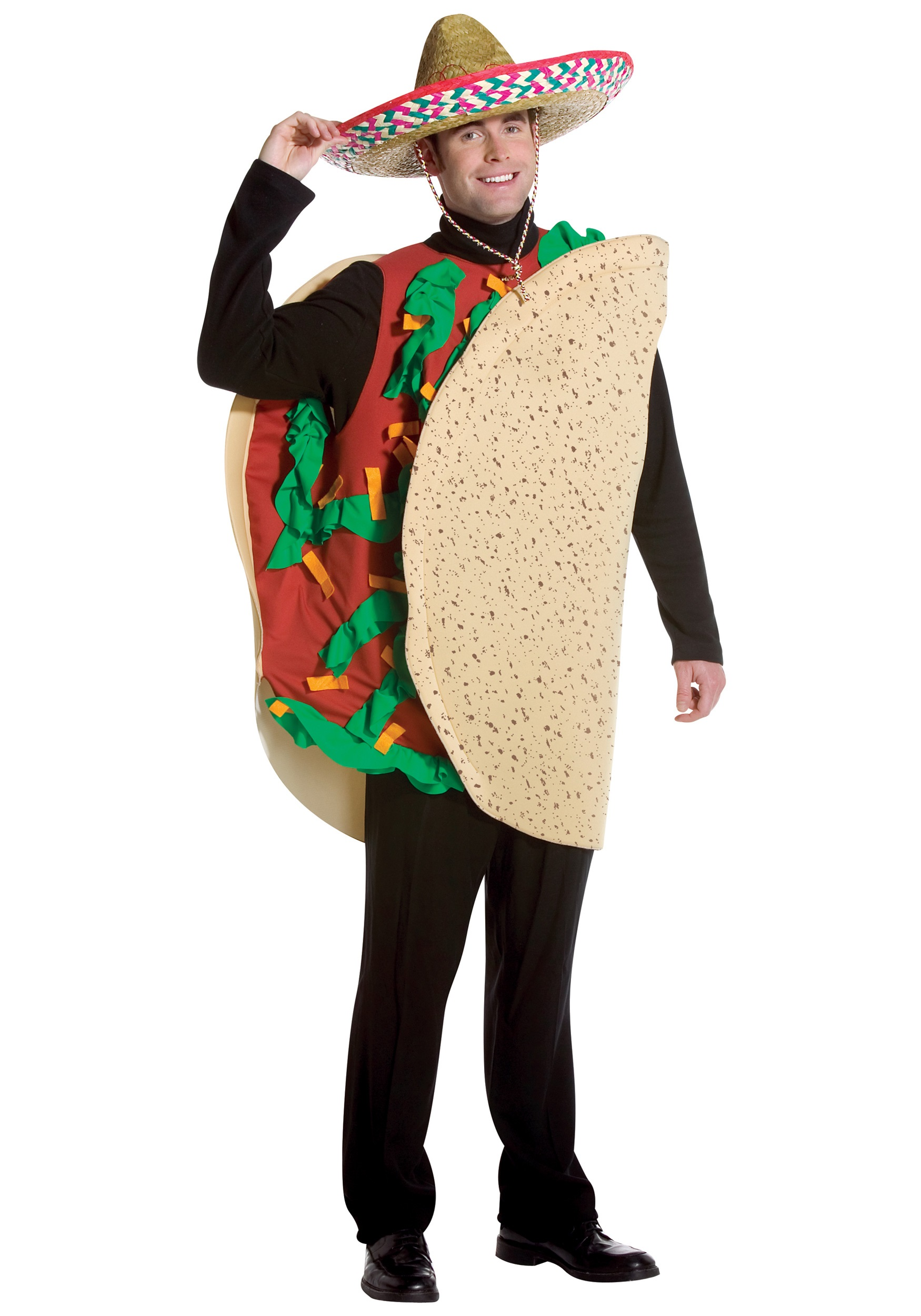 Humorous adult halloween costume