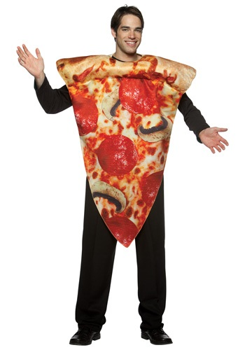 Hot Pizza Slice Costume