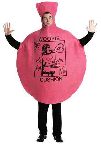 Whoopie Cushion Adult Costume