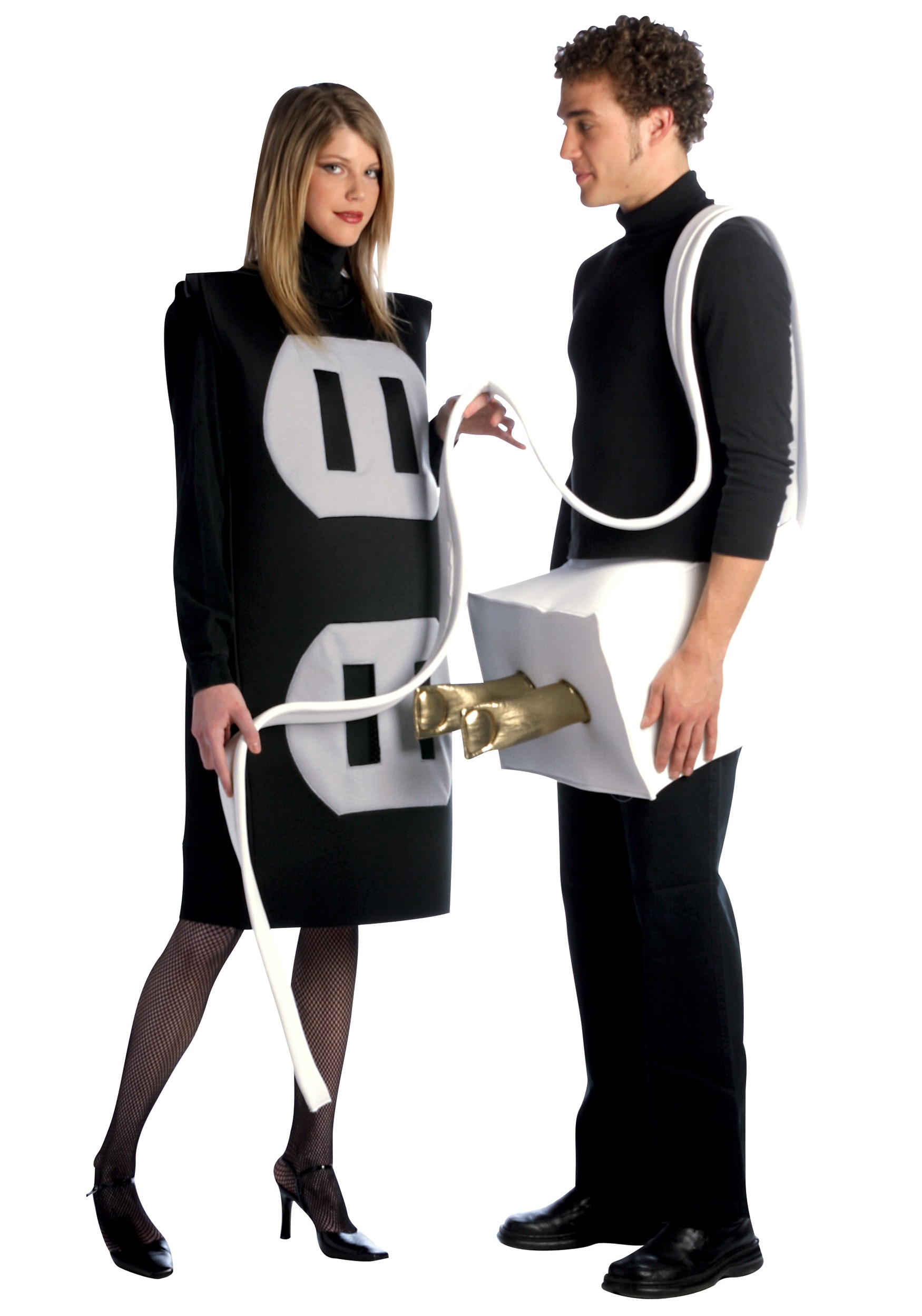 Adult Plug and Socket Costume  sc 1 st  Halloween Costume Ideas & Adult Halloween Costume Ideas - Womens Mens Sexy Halloween Costume