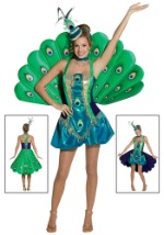 Womens Sexy Peacock Costume