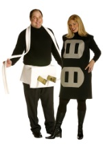 Plus Size Socket and Plug Costume