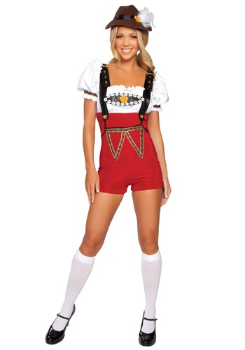 Sexy Beer Stein Babe Costume