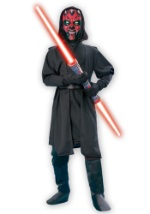 Boys Deluxe Darth Maul Costume