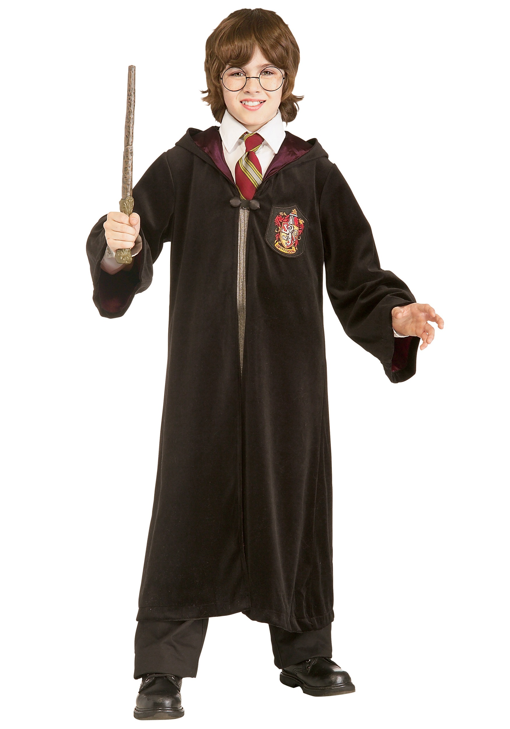Authentic kids harry potter movie costume for Children s halloween costume ideas