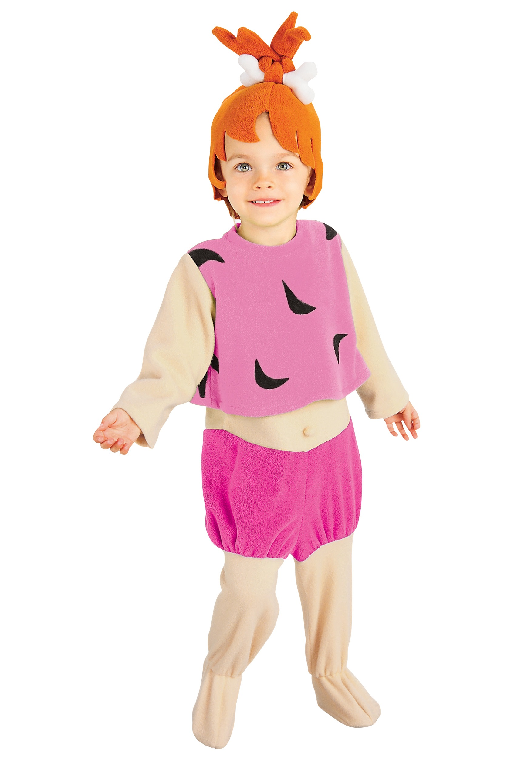Kids pebbles costume flintstones halloween costumes for Children s halloween costume ideas