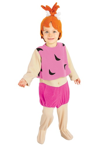 Kids Pebbles Costume
