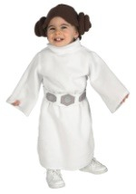 Toddler Princess Leia Costume