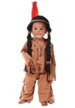Indian Toddler Costume