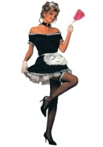 French Maid Sexy Costume