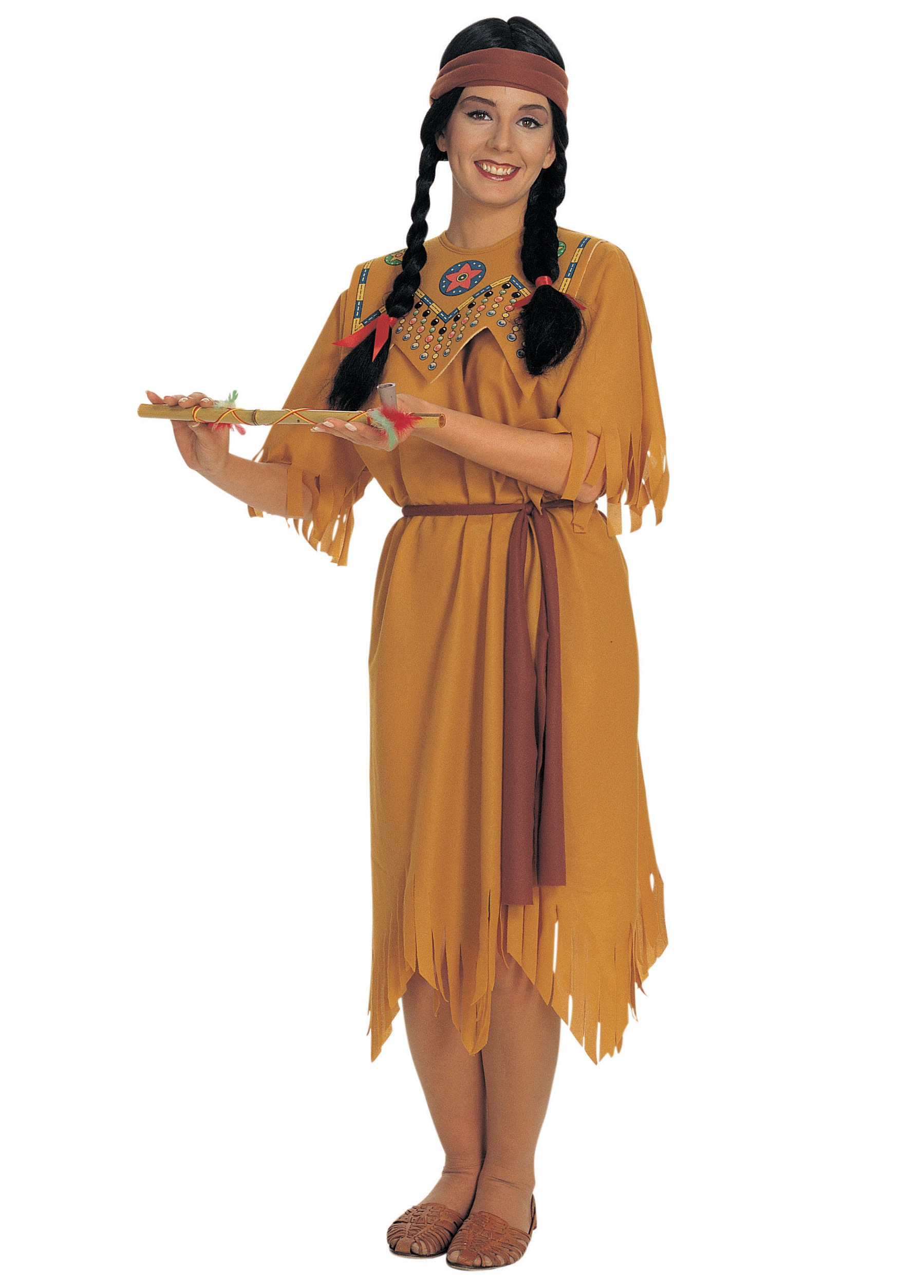 Pocahontas Adult Costume Indian Halloween Costumes