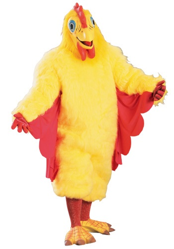Mascot Chicken Costume