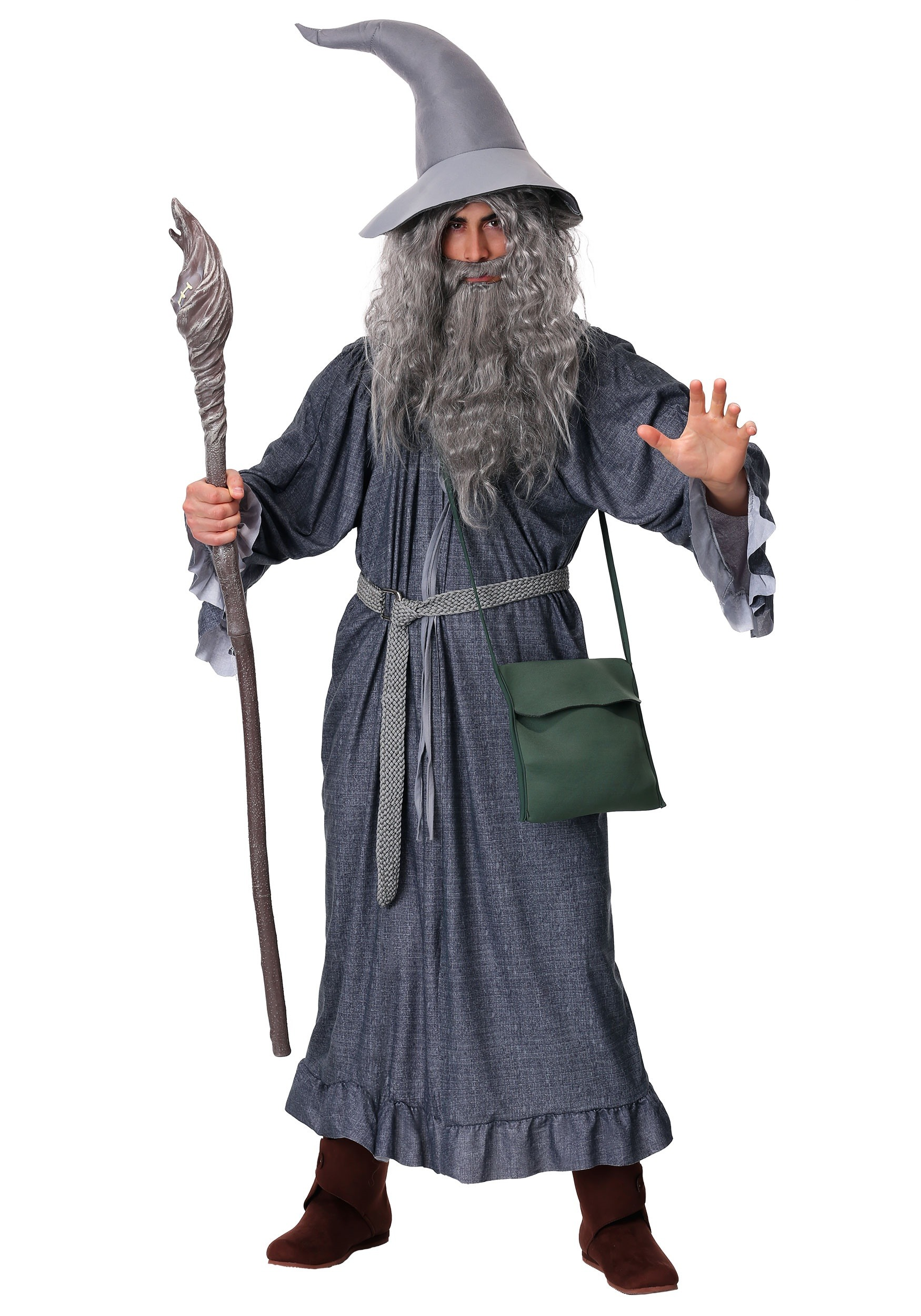 Gandalf Wizard Costume - Lord of the Rings Costume Ideas