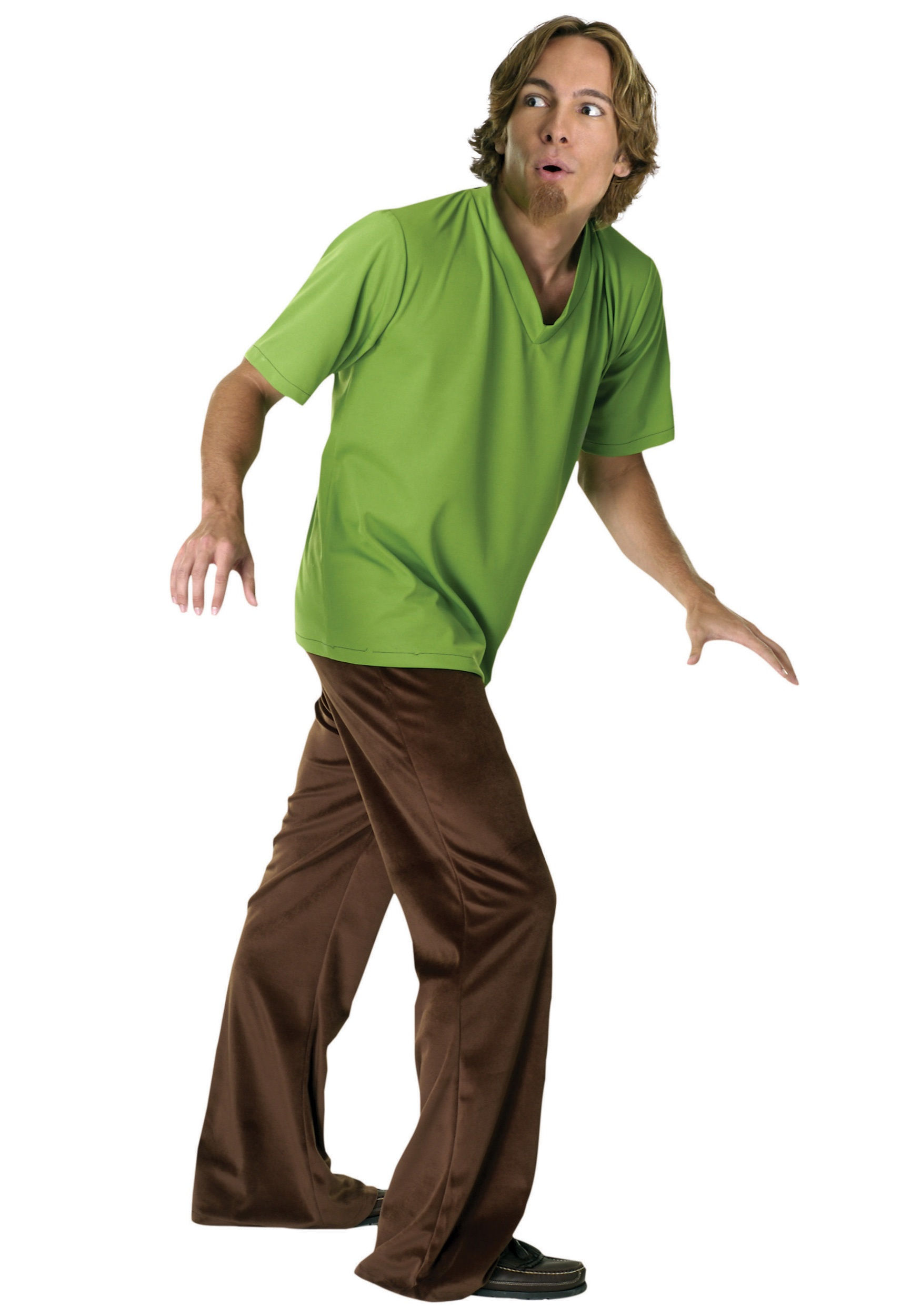 adult shaggy costume halloween scooby doo shaggy costumes