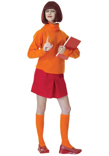 Adult Velma Dinkley Costume