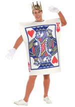 King of Hearts Card Adult Costume