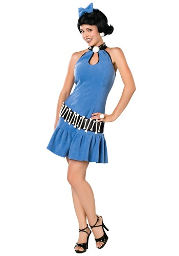 Deluxe Betty Rubble Adult Costume