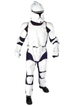 Deluxe Clone Trooper Costume