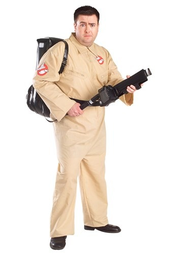 Plus Size Ghostbusters Costume