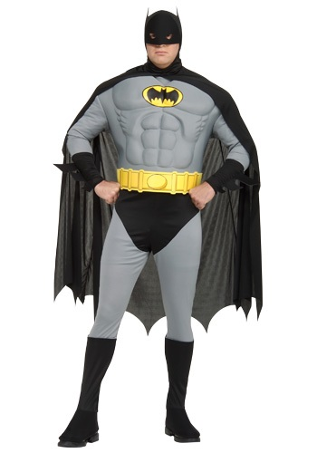 Batman Plus Size Costume