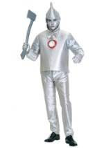Plus Size Tin Woodsman Costume