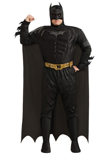 Mens Batman Plus Size Costume